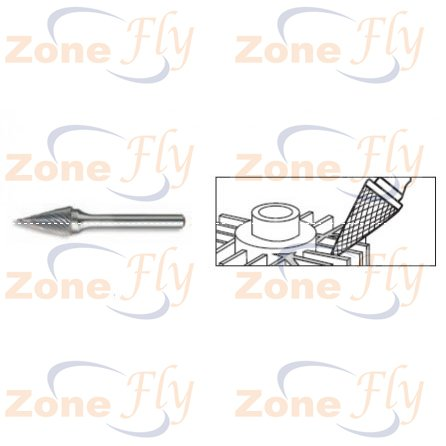 Dental Burs Cone